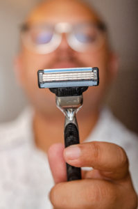 Optimize the number of shaves you get out of each razor or cartridge with RAZCLE.